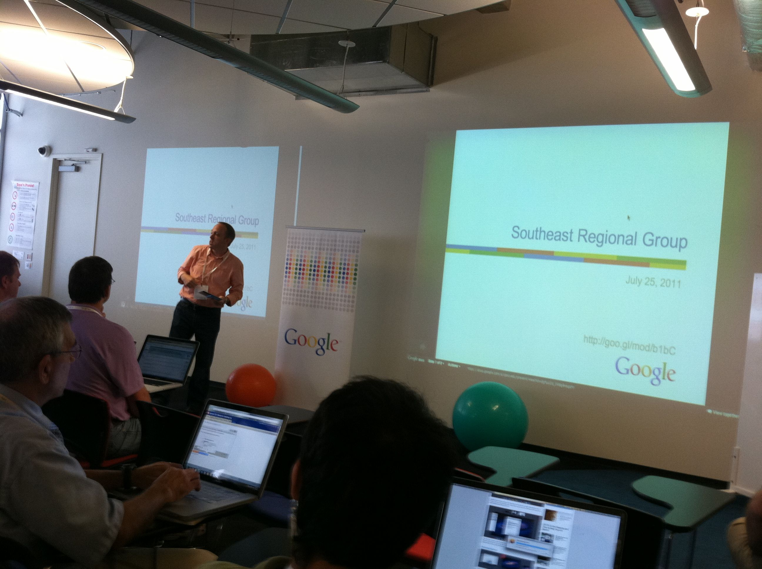 Google Southeast User Group Meeting and Summit July 25-26 ...